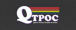 Queer Trans People of Color Logo